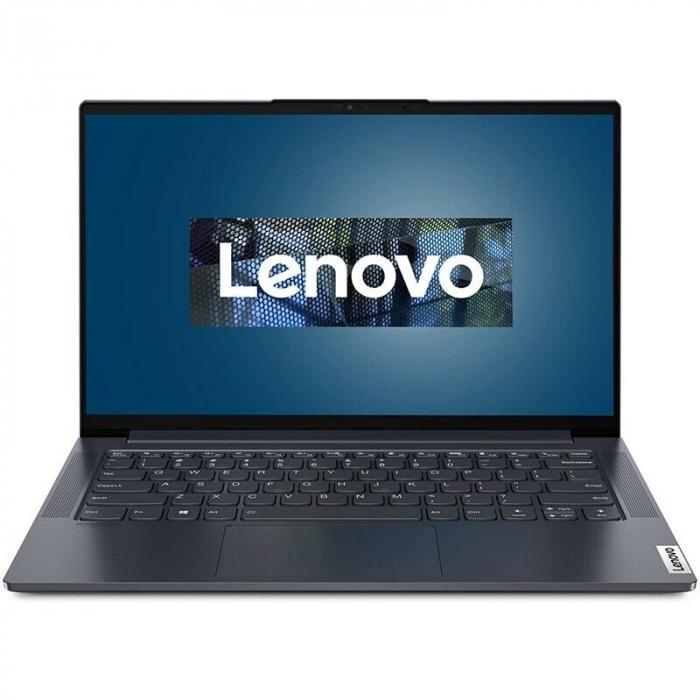 "Laptop Lenovo Yoga Slim 7 14IIL05 cu procesor Intel® Core™ i7-1065G7, 14"" Full HD, 16GB, 512GB SSD, Nvidia GeForce MX350 2GB, Windows 10 Home, Dark Moss 0"