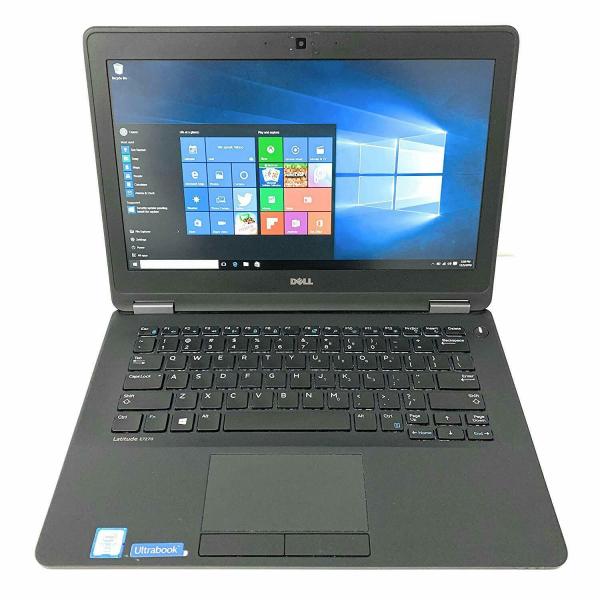 Laptop REFURBISHED Dell Latitude E7270 Intel® Core™ i5-6300U 8Gb DDR3 240 SSD 1