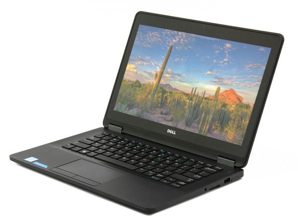 Laptop REFURBISHED Dell Latitude E7270 Intel® Core™ i5-6300U 8Gb DDR3 240 SSD 0