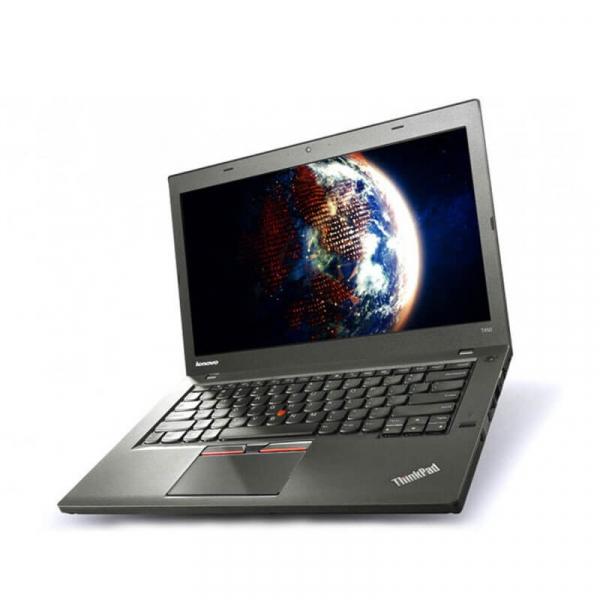 Lenovo ThinkPad T450s 14 inch HD+, Intel Core i5-5300U 2.30GHz, 8GB DDR3, 240GB SSD NOU, Webcam, laptop refurbished 0