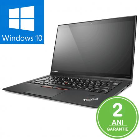 "Lenovo X1 CARBON G2 Refurbished I5-4200U /8GB DDR3L / 128GB M.2 / 14"" HD+ (1600x900) / Touch bar / Windows 10 Pro 0"
