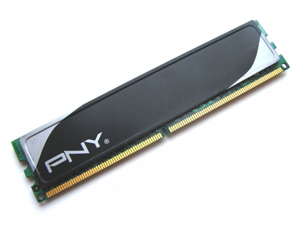 Memorie Desktop PNY  2GB 2Rx8 1.8V 240-Pin DIMM PC2-6400U 800MHz DDR2 0