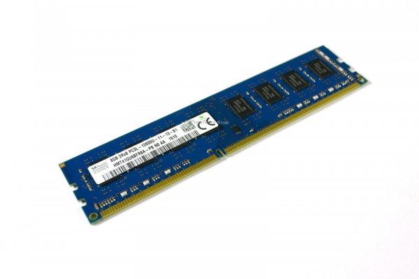 Memorie HYNIX HMT41GU6MFR8C-PB 8GB  DIMM DDR3 PC12800 1600 MHz 0