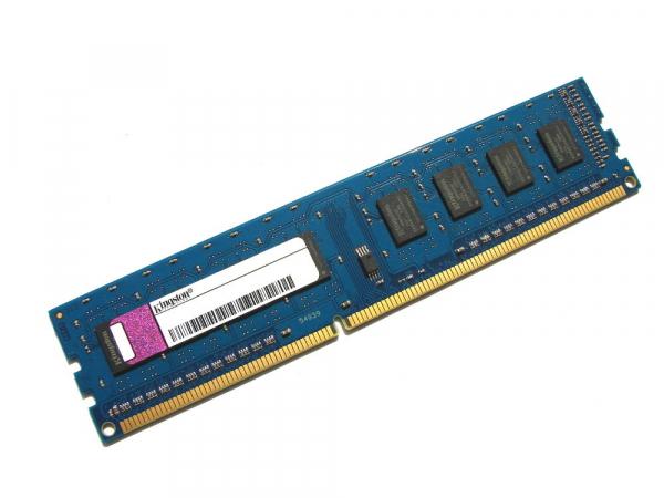 Memorie Kingston 4 GB DDR3 PC3L-12800U 0