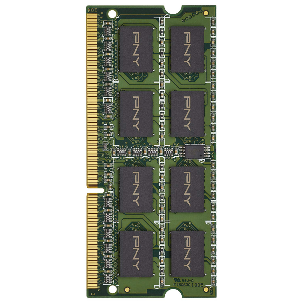 Memorie Ram laptop PNY 4GB DDR3 SO-DIMM 1333MHz PC3 0