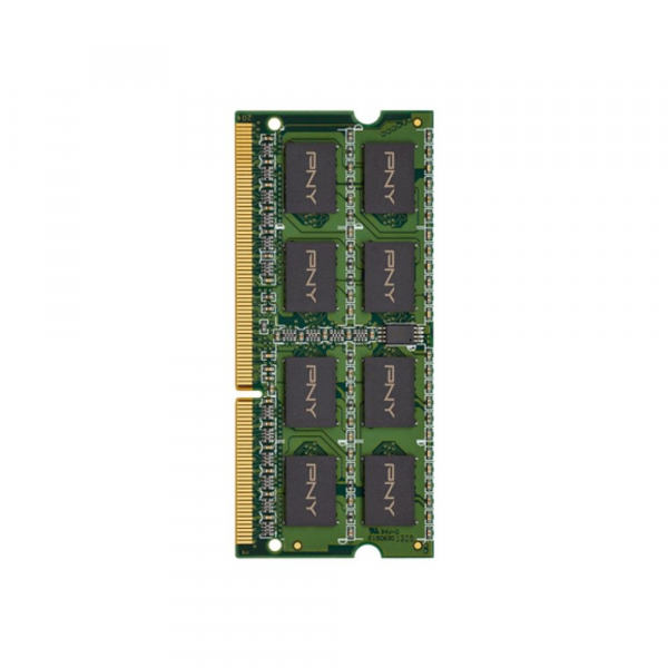 Memorie Ram laptop PNY 8GB DDR3 SO-DIMM 1600MHz PC3L 1