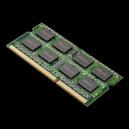 Memorie Ram laptop PNY 8GB DDR3L SO-DIMM 1600MHz PC3L-12800  1.35V 1