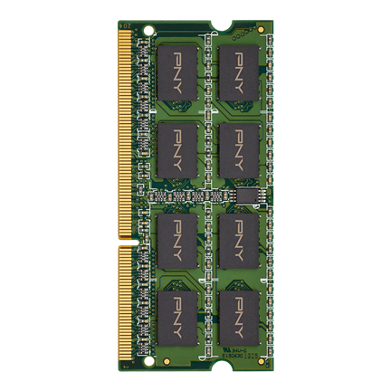 Memorie Ram laptop PNY Optima 8GB SO-DIMM DDR3 1600MHz PC12800 0