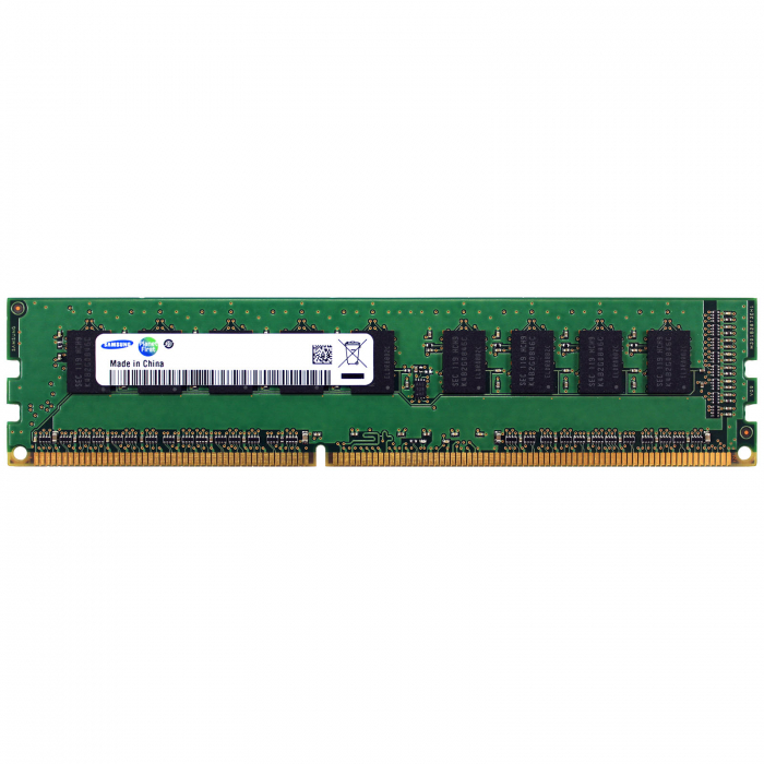 Memorie Samsung 4GB DIMM, DDR3, 1Rx8, PC3-12800U, bulk [0]