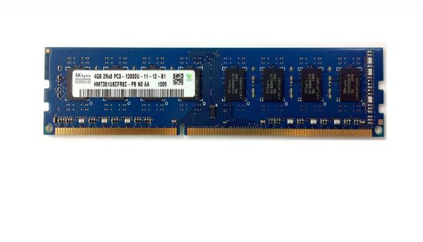 Memorie SK Hynix 4GB DIMM, DDR3, 1Rx8, PC3L-12800U, bulk 0
