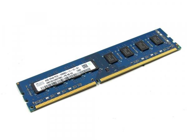 Memorie SK Hynix 4GB DIMM, DDR3, 2Rx8, PC3-12800U, bulk 1
