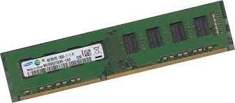 Memorie Samsung 4GB DIMM, DDR3, 1Rx8, PC3-12800U, bulk [1]