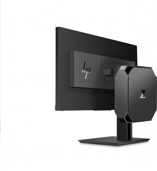 """Monitor HP IPS LED 23.8"""" Z24nf G2, Full HD (1920 x 1080), VGA, HDMI, DisplayPort, USB 3.0, Pivot, 5 m [4]"""