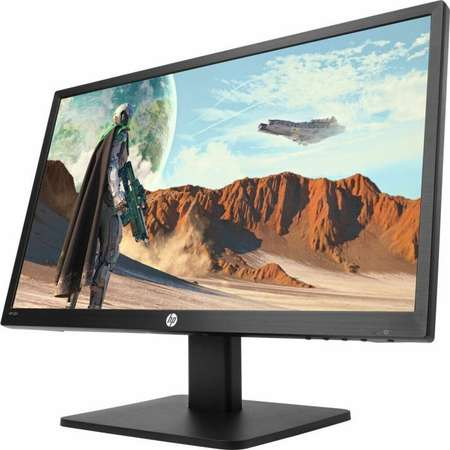 "Monitor gaming LED TN HP 22x 6ML40AA, 21.5"", Full HD, HDMI, 1ms, 144Hz, FreeSync, Negru,  ( 167801 ) [1]"