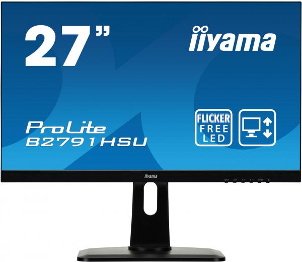 Monitor IIYAMA ProLite B2791HSU-B1 27inch 0