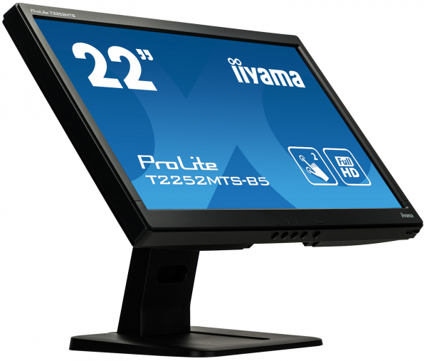 "Monitor iiyama ProLite T2252MTS-B5  21.5"", Optical Multi-Touch 1"