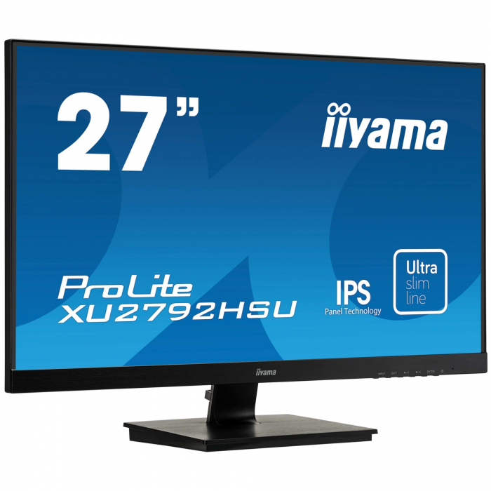 "Monitor IIYAMA PROLITE XU2792HSU 27"", 68.6cm , FullHD , Flicker FREE LED [1]"