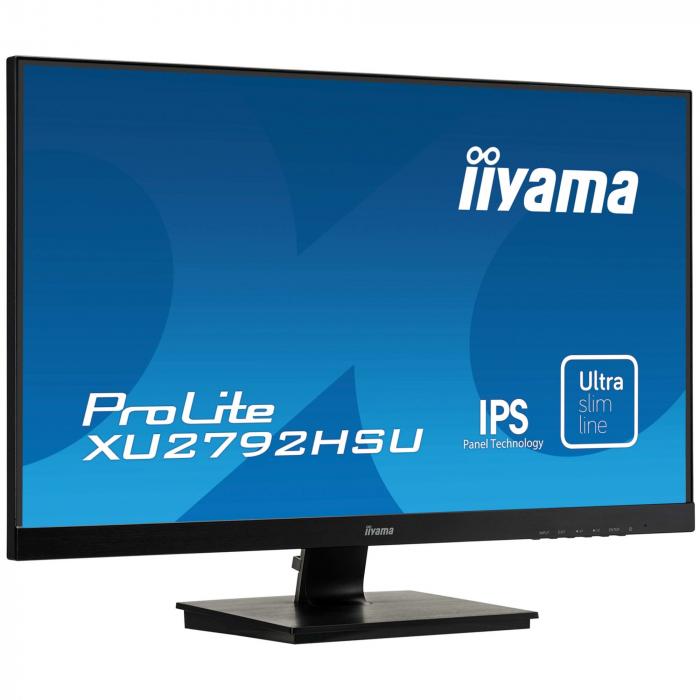 "Monitor IIYAMA PROLITE XU2792HSU 27"", 68.6cm , FullHD , Flicker FREE LED [2]"