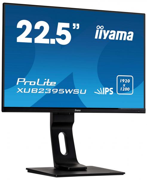 "Monitor IIYAMA PROLITE XUB2395WSU-B1 22.5"", 57cm [1]"