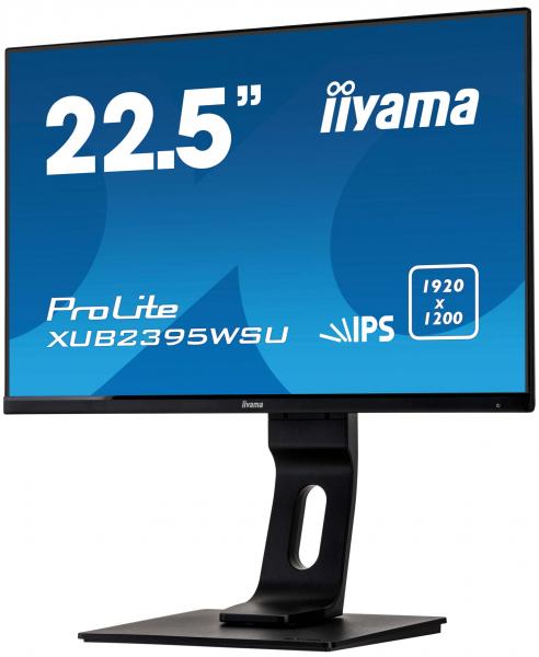 "Monitor IIYAMA PROLITE XUB2395WSU-B1 22.5"", 57cm [7]"