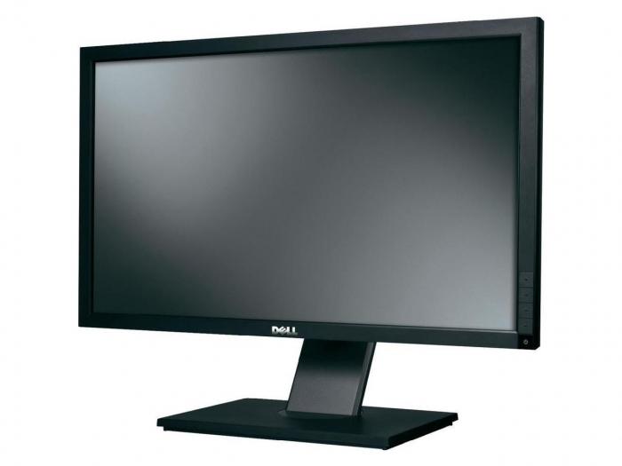 "Monitor LED Dell P2311hb 23"", Wide, FullHD DVI, VGA Negru 0"
