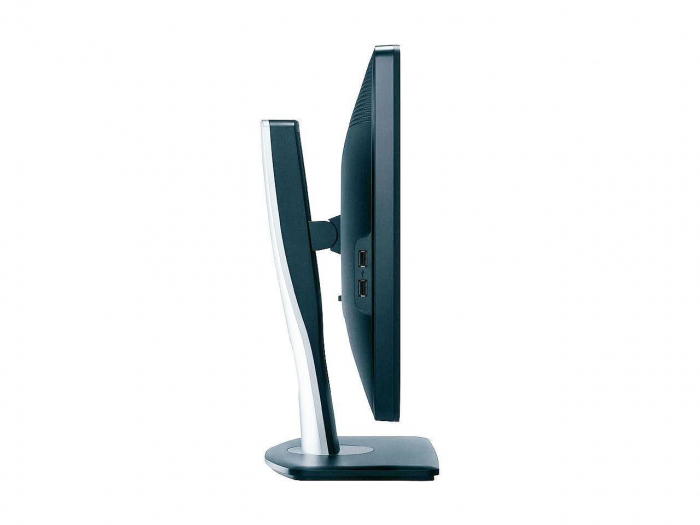 "Monitor LED Dell P2312ht 23"", Wide, FullHD DVI, VGA Negru 1"