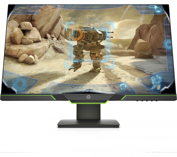 Monitor LED HP 27xq, 27 inch, Quad HD 2560 x 1440, 144 Hz, AMD FreeSync 0