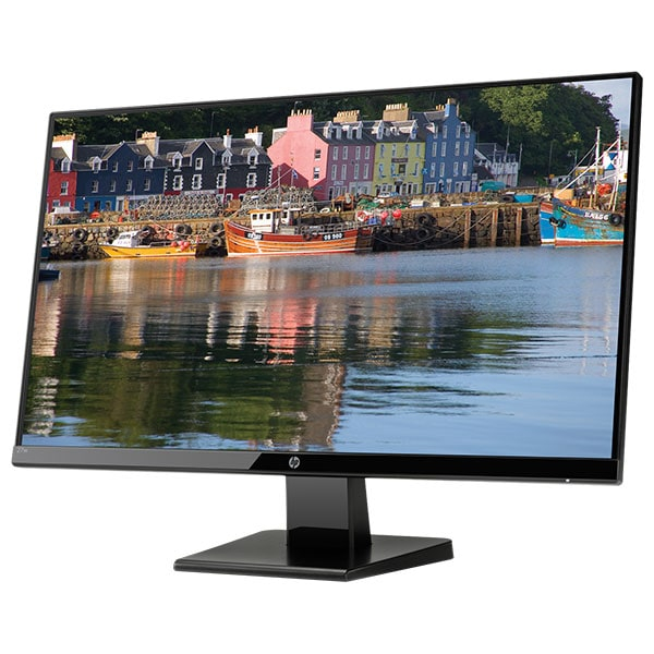 "Monitor LED IPS HP 27w, 27"", Full HD, negru [0]"