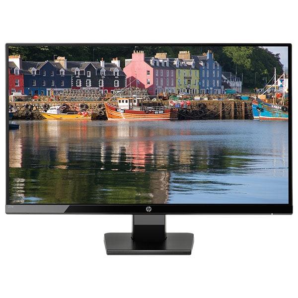 "Monitor LED IPS HP 27w, 27"", Full HD, negru [2]"