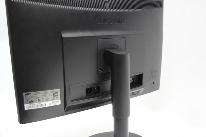 "Monitor Samsung SyncMaster LS22CBKMBV 22"" LCD HD, 5ms, 300cd/m2, VGA, DVI-D,negru 1"