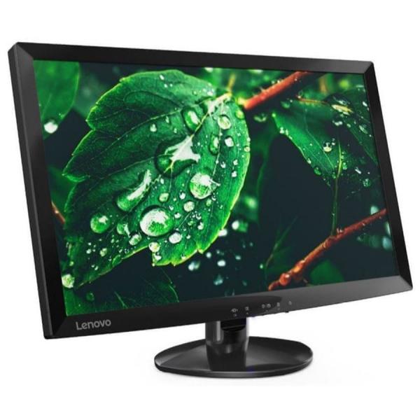 """Monitor LED TN Lenovo D24-10, 23.6"""", Full HD, HDMI, Negru [0]"""