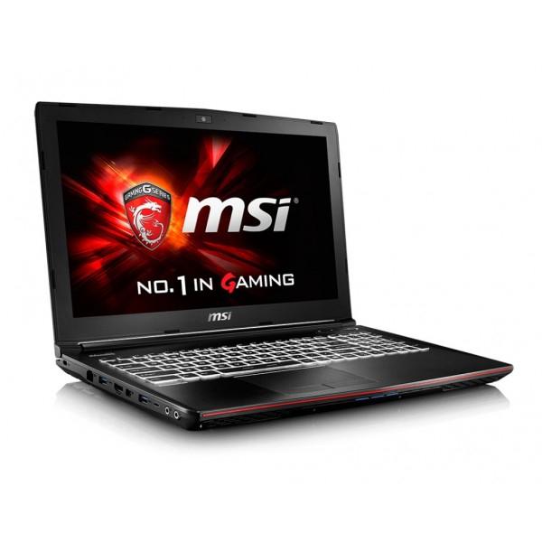 "MSI GE62-6QCA8H11 39.6 cm (15.6"") Notebook 1"