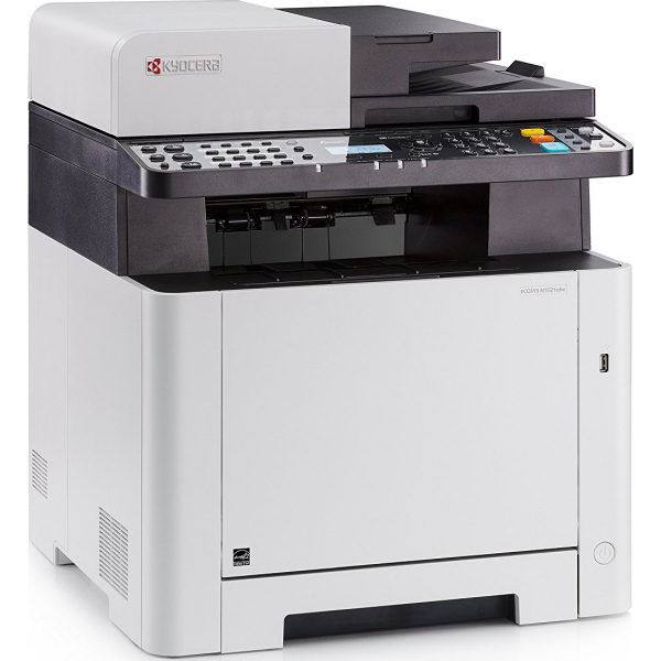 Multifunctional laser color Kyocera ECOSYS M5521cdw, duplex, wireless, A4 3