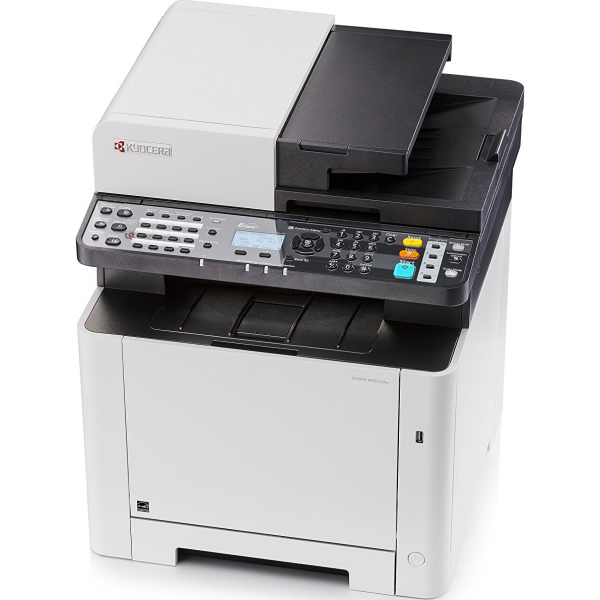 Multifunctional laser color Kyocera ECOSYS M5521cdw, duplex, wireless, A4 2