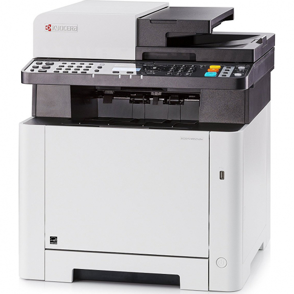 Multifunctional laser color Kyocera ECOSYS M5521cdw, duplex, wireless, A4 0