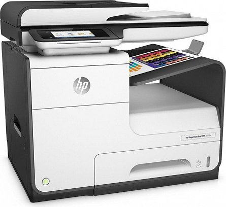Multifunctional Inkjet HP Pagewide Pro 477dw, Wireless, A4 1