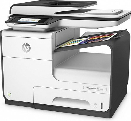 Multifunctional Inkjet HP Pagewide Pro 477dw, Wireless, A4 2