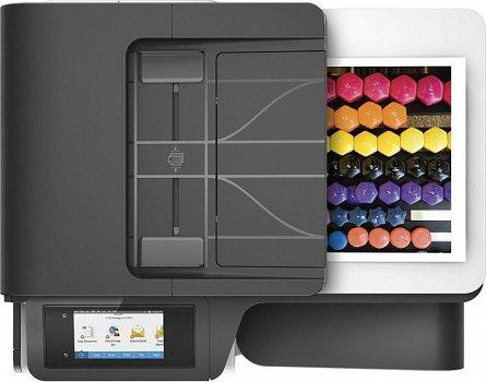 Multifunctional Inkjet HP Pagewide Pro 477dw, Wireless, A4 [4]