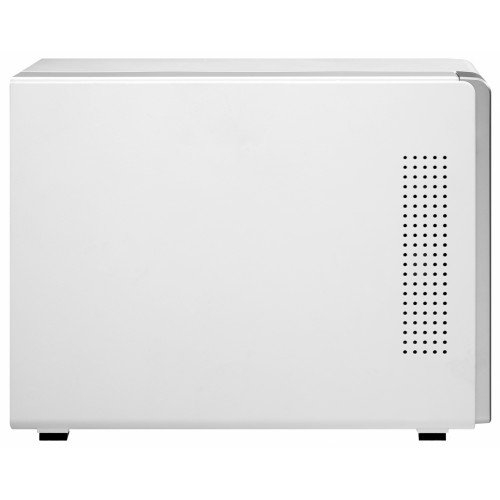 NAS QNAP 2-Bay TurboNAS, SATA 6G, 1,7GHz 4-Core, 4GB RAM, 2x GbE LAN, 3xUSB 3.0 2