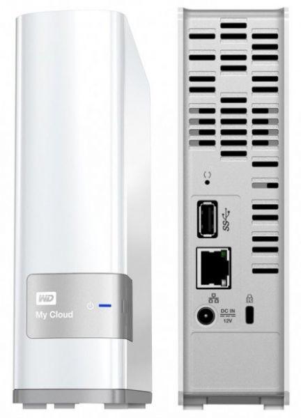 Network Storage Western Digital WD My Cloud 4Tb 1