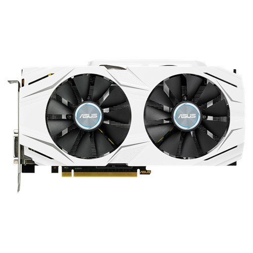 Placa video ASUS GeForce GTX 1060 Dual, 3GB DDR5, 192-bit 1