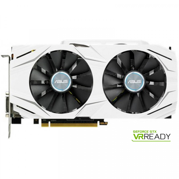 Placa video ASUS GeForce® GTX 1060 DUAL, 3GB GDDR5, 192-bit 4