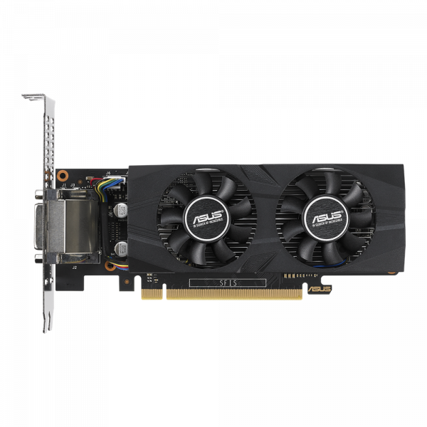 Placa video Asus GeForce GTX1050TI, 4GB GDDR5, 128-bit LP 0