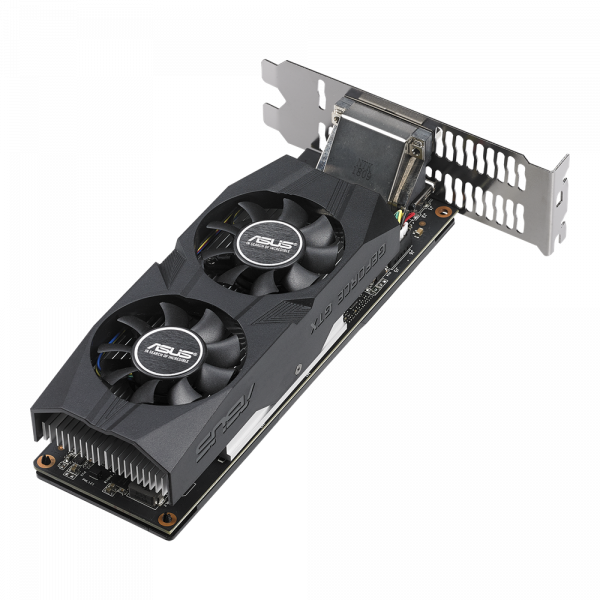 Placa video Asus GeForce GTX1050TI, 4GB GDDR5, 128-bit LP 3