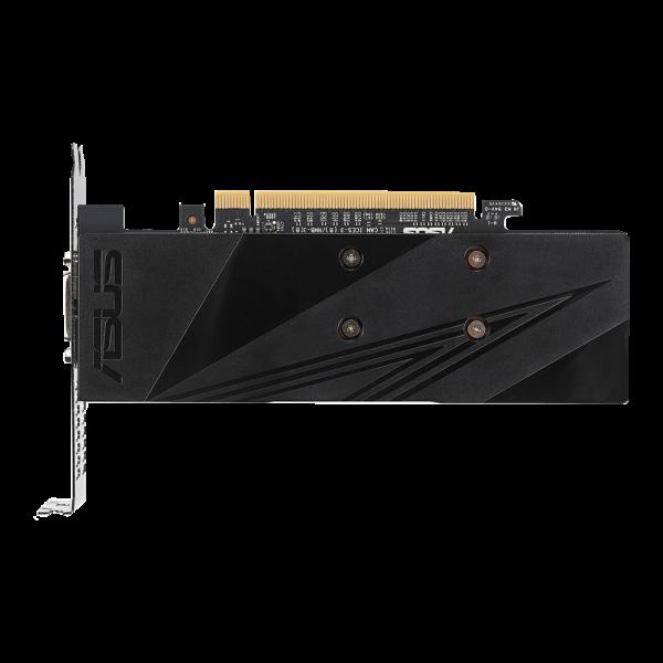 Placa video Asus GeForce GTX1050TI, 4GB GDDR5, 128-bit LP 4
