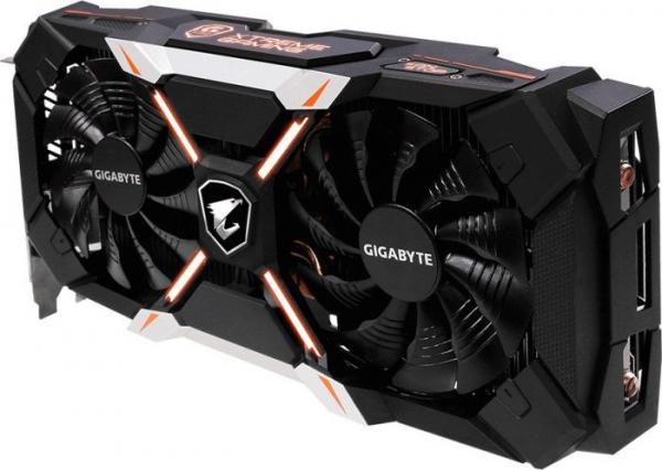 Placa video Gigabyte Aorus GeForce GTX 1060 Xtreme, 6GB GDDR5, 192bit 4