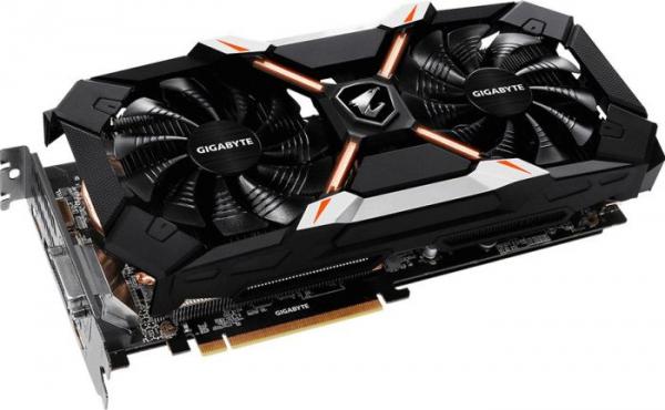 Placa video Gigabyte Aorus GeForce GTX 1060 Xtreme, 6GB GDDR5, 192bit 1