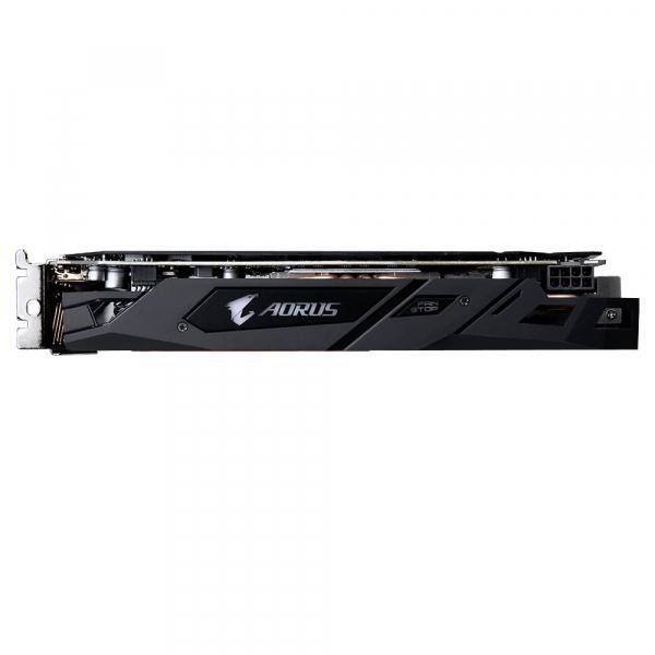 Placa video Gigabyte AORUS Radeon RX 580 8G, 8GB, 256-bit 3
