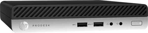 Sistem Desktop PC HP ProDesk 400 G5 DM, Core i3-9100T, 8GB RAM, 256GB SSD [1]