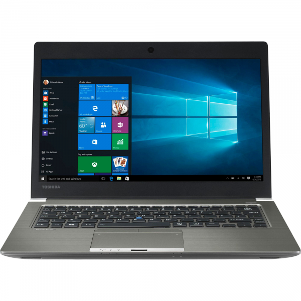 "Laptop Toshiba Portege Z30-C-184, Intel Core i5-6200U 13.3"", 8GB DDR3, 256GB SSD, Windows 10 PRO layout Spaniol 1"